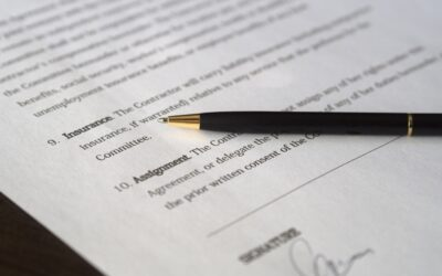 Review your contracts with your Insurance Broker