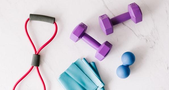 Fitness Equipment to represent Equipment Coverage